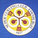 Super Curling Club Badge