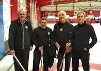 Sweepers Bonspiel team